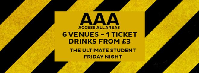 AAA-Access All Areas