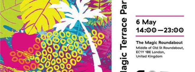 Summer Magic Terrace Party [Bank Hols Wknd]