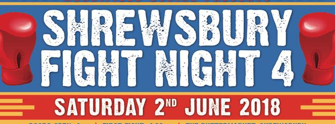 Merrifield Boxing Shrewsbury Fight Night 4