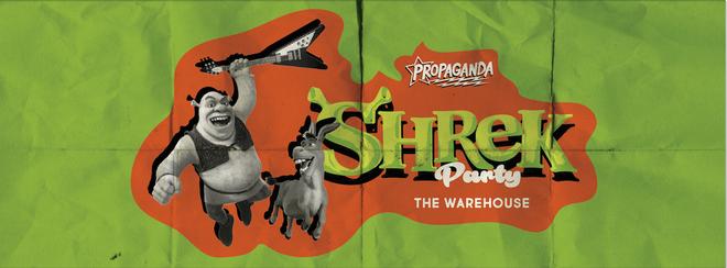 Propaganda Leeds – Shrek Party!