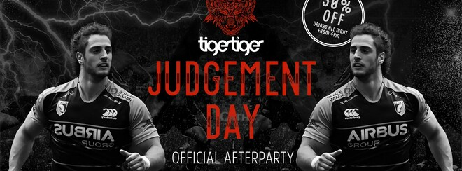 Judgement Day Official After Party