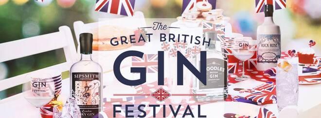 The Great British Gin Festival Shrewsbury