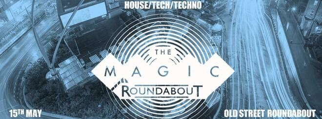 DJ Chris Bowers at The Magic Roundabout
