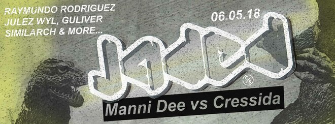 Jaded with Manni Dee & Cressida