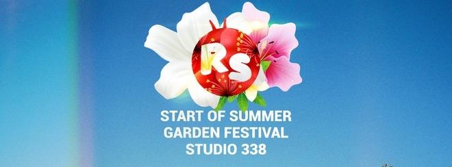 The Start of Summer Garden Carnival!