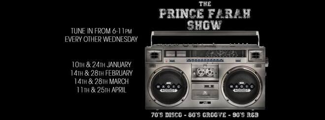 The Prince Farah Show