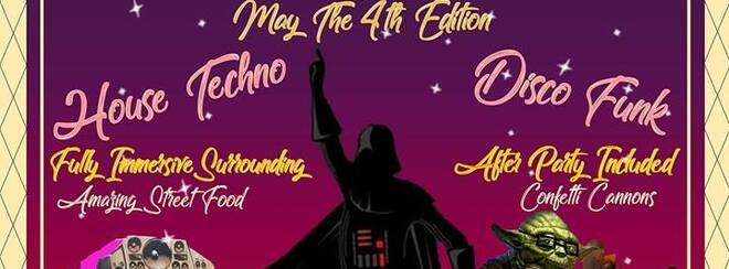 Funkytown, May the 4th Edition & Official Egg After Party