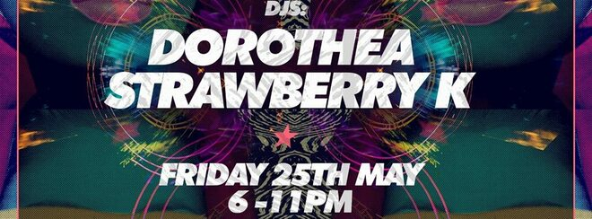 The Magic Allstars with Strawberry K and Dorothea all evening long