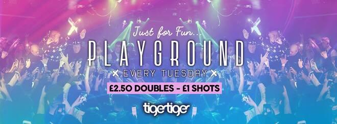 Playground Tuesdays