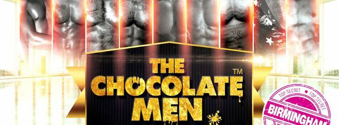 The Chocolate Men Birmingham Show – Live & Uncensored