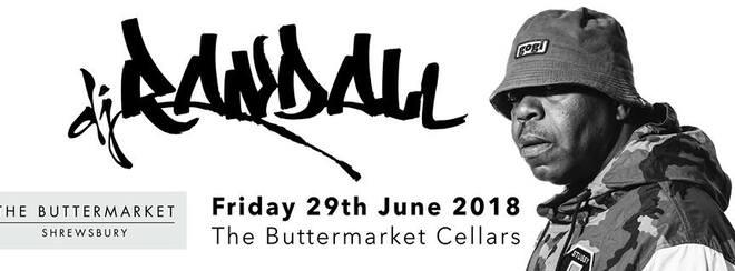 Randall (2 Hour Set) – 29/06/18 Shrewsbury – Funktion One