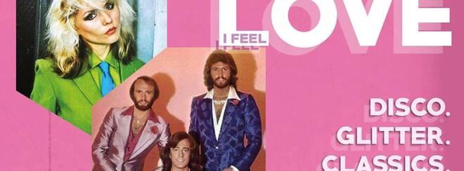 I FEEL LOVE - Disco, Glitter, Classics