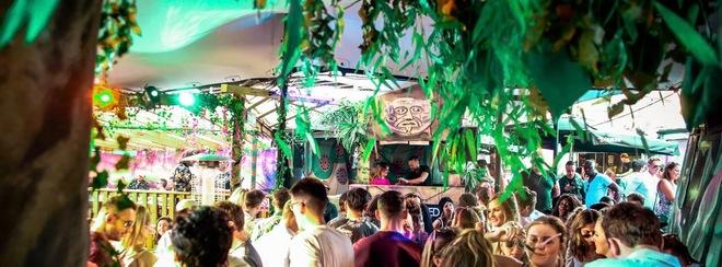 ★ Magic Jungle Bank Holiday Party ★