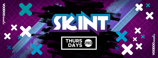SKINT – Thursdays at Space