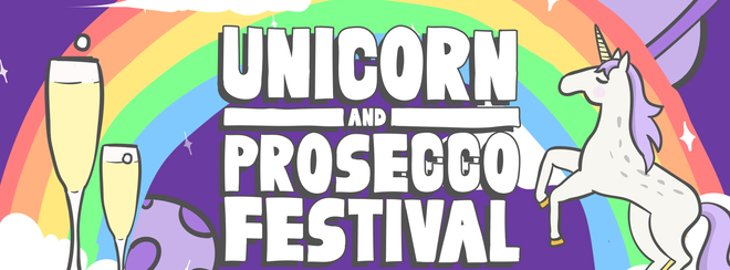 Unicorn And Prosecco Festival – Leeds