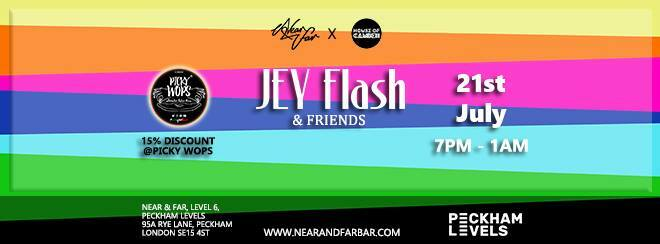Jey Flash and Friends