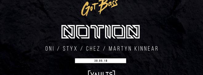 Got Bass w/ Notion
