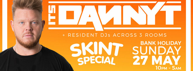 Danny T – Bank Holiday Sunday SKINT Special