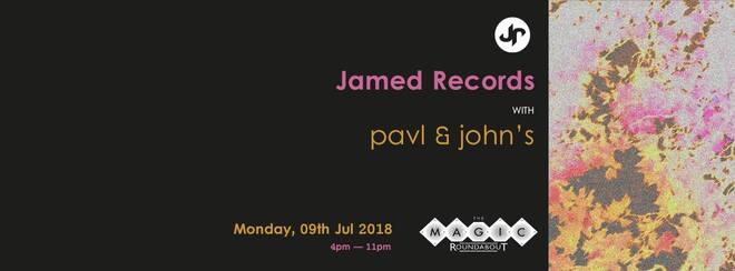 Jamed Records w/ pavl & john's