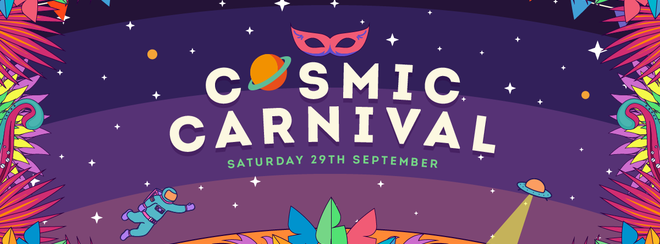 Bournemouth Freshers • Cosmic Carnival Rave