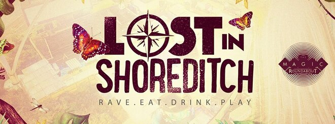 Lost in Shoreditch