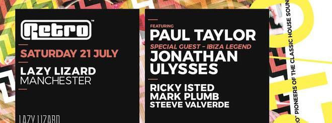 RETRO w/ Ibiza legend Jonathan Ulysses