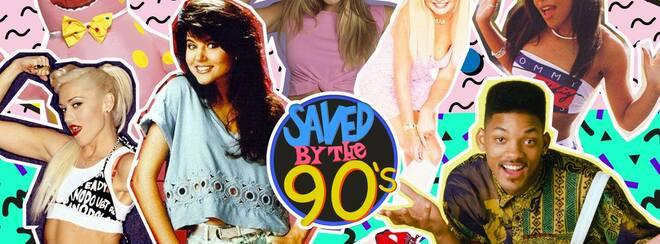 Saved By The 90's Rooftop Party