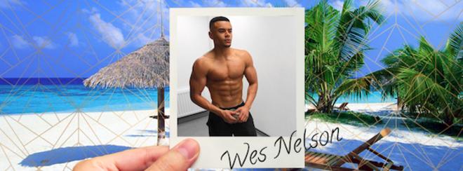 Wes Nelson   Love Island – Meet & Greet