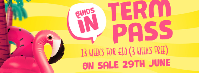 QUIDS IN TERM PASS (17th Sept – 10th Dec)
