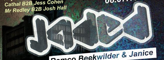 Jaded with Remco Beekwilder & Janice Live