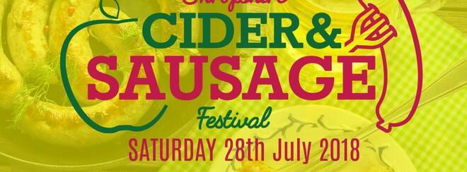 Shropshire Sausage & Cider Festival