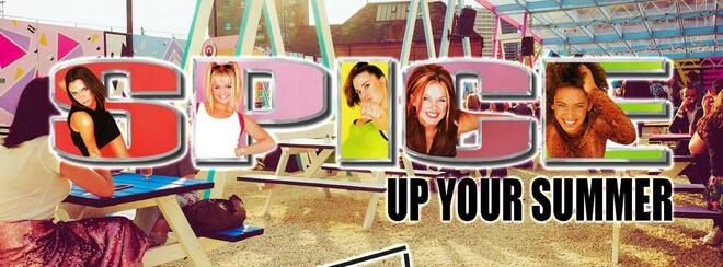Spice Up Your Summer – 90's vs 00's Terrace Party