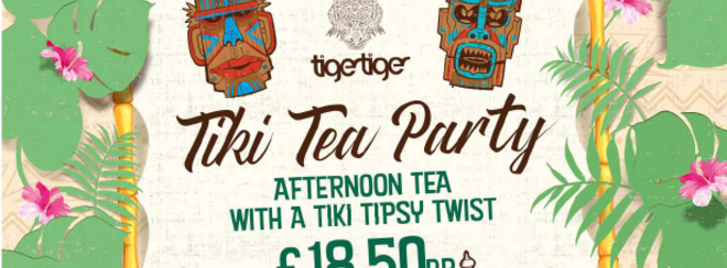 Tiki Tea Party