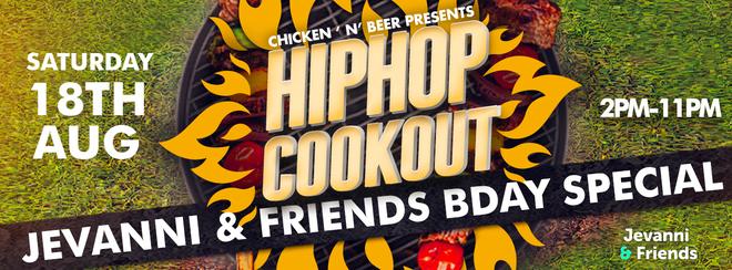 Chicken 'n' Beer Rooftop Party