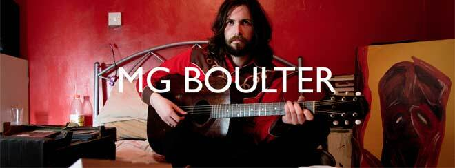 New Roots presents MG Boulter 'Blood Money' EP Launch