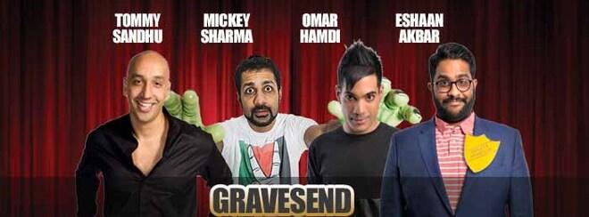 Desi Central Comedy Tour : Gravesend
