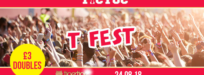 TIC TOC Fridays // T festival