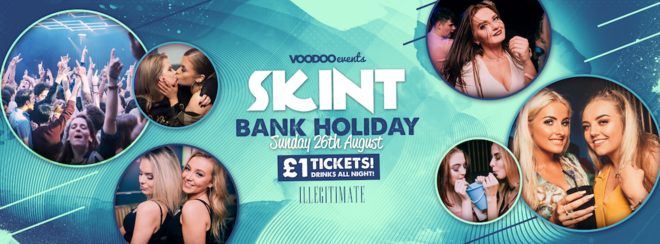 Skint Bank Holiday Sunday