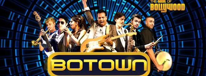 Botown – The Sould Of Bollywood : Birmingham