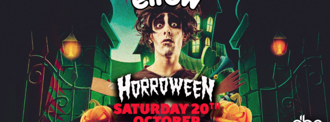 elrow Southampton Horroween – Outdoor Extravaganza • Saturday 20th October