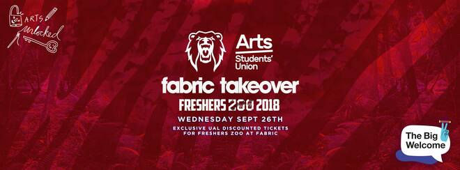 Zoo Party at Fabric Arts Takeover