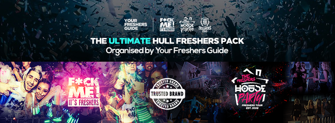 THE ULTIMATE HULL FRESHERS PACK