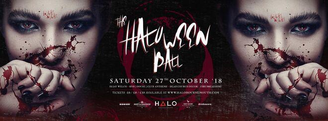 The 'HaloWeen' Ball 2018