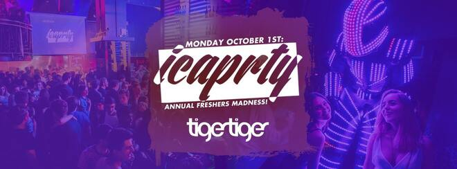 IC a PRTY! The Annual Freshers Madness 2018