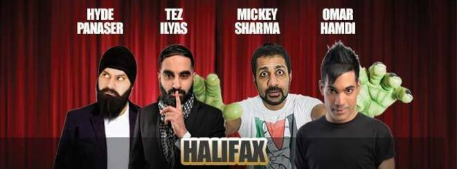 Desi Central Comedy Tour : Halifax