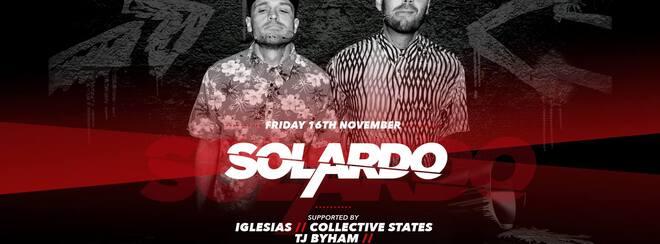 Halo Sessions presents Solardo