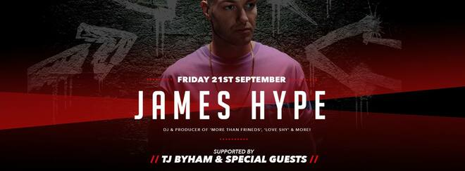 Halo Sessions 18 Presents James Hype