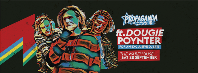 Propaganda Leeds – Dougie Poynter (DJ Set)