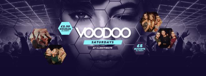 Voodoo Launch Party