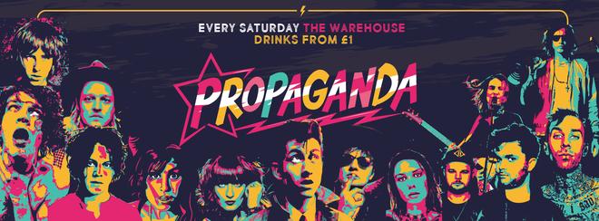 Propaganda Leeds